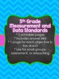 5th Grade Common Core Measurement and Data (5.MD)