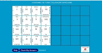 5th Grade Common Core- No Prep Computer Puzzles - Division