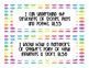 """5th Grade Common Core Reading """"I Can"""" Statements in Bright Dots"""