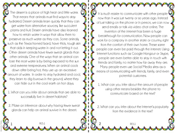 5th Grade Reading Test Prep | Fifth Grade Reading Review