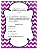 5th Grade Common Core Resource Binder Covers and Inserts