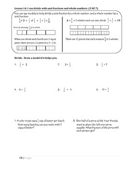 5th Grade Common Core Review of All Standards