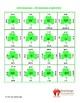 5th Grade Common Core-St Patrick's Day Customary Length No