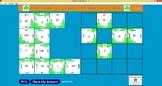 5th Grade Common Core-St Patrick's Day Metric Length No Prep Computer Puzzles