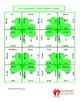 5th Grade Common Core-St Patrick's Day Metric Length No Pr