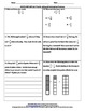 5th Grade Common Core Standards Adding & Subtracting Fractions Test