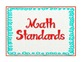 """5th Grade Common Core Standards  - ELA and Math """"Teach and"""