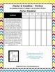 5th Grade Rdg & Math Common Core Checklists, Examples & I