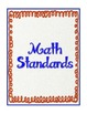 """5th Grade Common Core Standards - ELA and Math """"Notes & Comments"""" Checklist"""