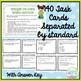 5th Grade Math Common Core Task Cards {Numbers and Operati