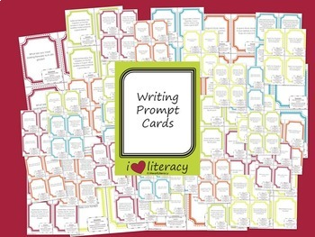 Writing Prompts 5th Grade Common Core June, July, August