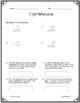 5th Grade Computation Word Problems Task Card 29 Set {Growing} Bundle