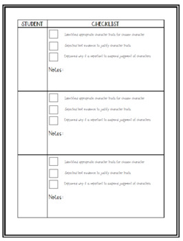 5th Grade Conferring Plans and Small Group Planner: Fantasy Book Clubs