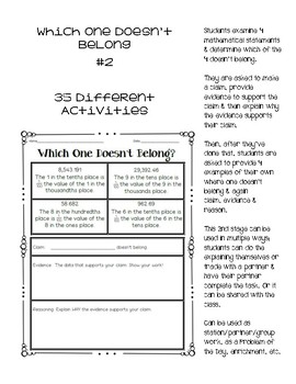 5th Grade DOK 3/Critical Thinking Bundle  268 Activities for All 5th Standards
