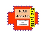 5th Grade Decimal Place Value - It All Adds Up Game for Common Core