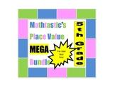 Mathtastic's 5th Grade Decimal Place Value Games MEGA  Bun