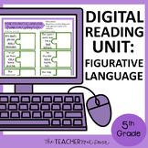 Figurative Language Digital Reading for Google Slides™