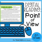 5th Grade Digital Reading Nonfiction: Point of View | Goog