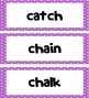 5th Grade Dolch Words - Magenta