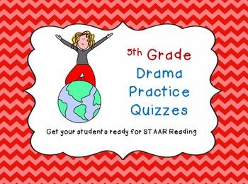 5th Grade Drama Practice