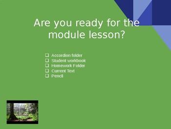 5th Grade EL - Module 2 Unit 3 - Bodiversirty in the Rainforest