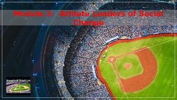 5th Grade EL - Module 3 Unit 3 - Athlete Leaders of Social Change