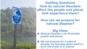 5th Grade EL - Module 4 Unit 3 - Impacts of Natural Disasters