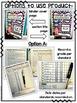 5th Grade ELA & Math Common Core Student Data Checklist