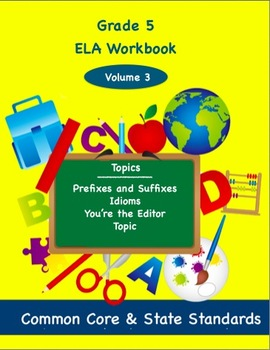 5th Grade ELA Volume 3