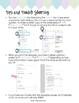 5th Grade ELA and Math Lesson Plan Template