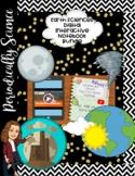 5th Grade Earth Sciences Digital Interactive Notebook- Hyp