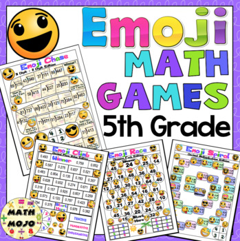 Rare image pertaining to 5th grade printable math games