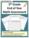 5th Grade End of Year Math Assessment