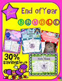 5th Grade End of Year BUNDLE