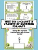 5th Grade End of the Year Math Digital Task Cards: 5th Grade (NF Standards)
