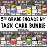5th Grade Engage NY Application Problem Task Card  Bundle