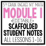 5th Grade Engage NY & Eureka Math Module 1: ALL LESSONS 1-