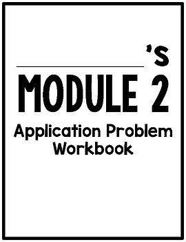 5th Grade Engage NY & Eureka Math Module 2 Application Problems - ALL LESSONS