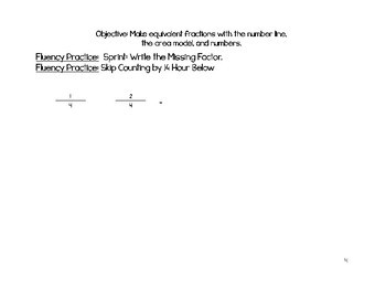 5th Grade Engage NY & Eureka Math Module 3 ALL LESSONS 1-16 POWERPOINTS