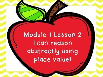 5th Grade Engage NY Math I Can Statements