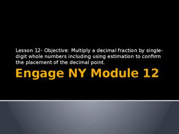 5th Grade Engage NY Math Module 1 Lesson 12