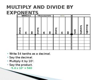 5th Grade Engage NY Math Module 1 Lesson 5