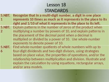 5th Grade Engage NY Math Module 2 Lesson 18