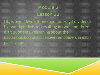 5th Grade Engage NY Math Module 2 Lesson 22