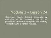 5th Grade Engage NY Math Module 2 Lesson 24