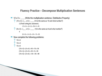 5th Grade Engage NY Math Module 2 Lesson 4