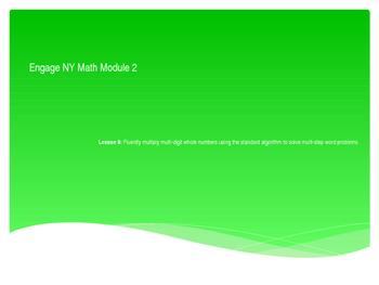 5th Grade Engage NY Math Module 2 Lesson 9