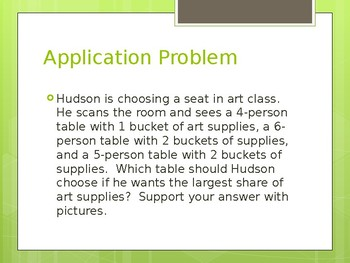 5th Grade Engage NY Module 4 Lesson 3