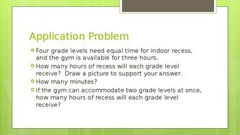 5th Grade Engage NY Module 4 Lesson 4