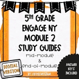 5th Grade EngageNY Module 2 Study Guides